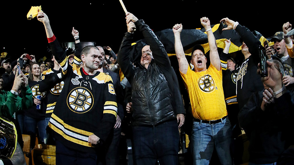 Are Boston sports fans the worst of the worst? Survey says yes
