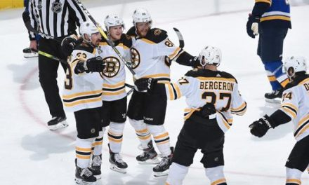 GAME 4 PREVIEW STANLEY CUP FINALS | BOSTON BRUINS VS. ST. LOUIS