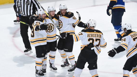 GAME 4 PREVIEW STANLEY CUP FINALS   BOSTON BRUINS VS. ST. LOUIS
