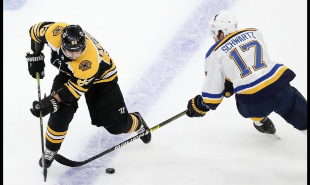 Bruins Vs. Blues | Stanley Cup Game 5 Preview