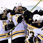 The NHL's Boston Bruins Contract Signing Rumors