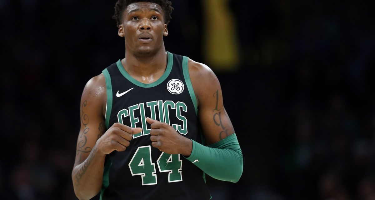 Why Robert Williams should be The Celtic's Starting Center