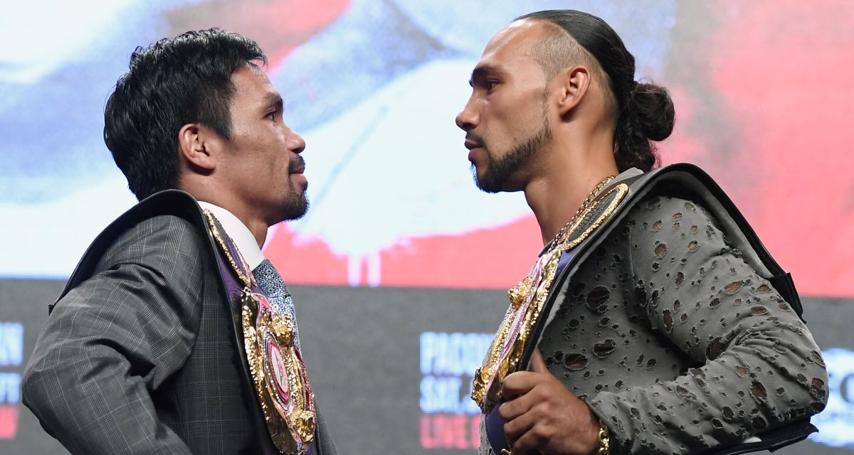 Manny Pacquiao vs Keith Thurman Boxing Reddit Streams watch live