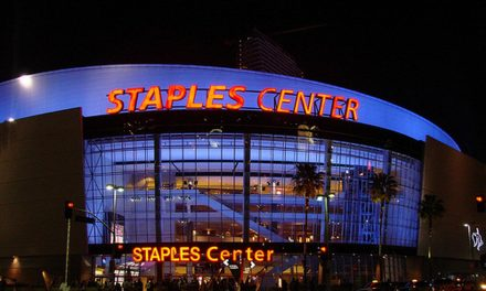 The STAPLES Center is an Awesome Venue to Take in an Event