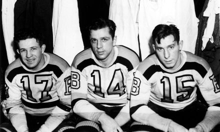 Boston Bruins History: The Kraut Line Part 2
