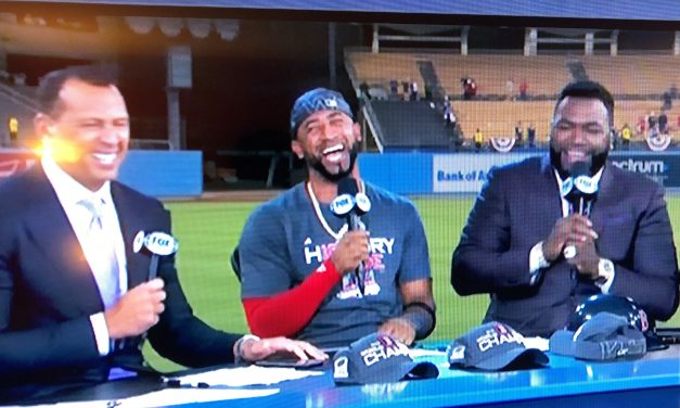 Eduardo Nunez World Series Memories