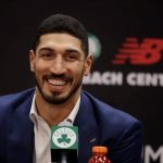 Enes Kanter: Basketball Provides Platform