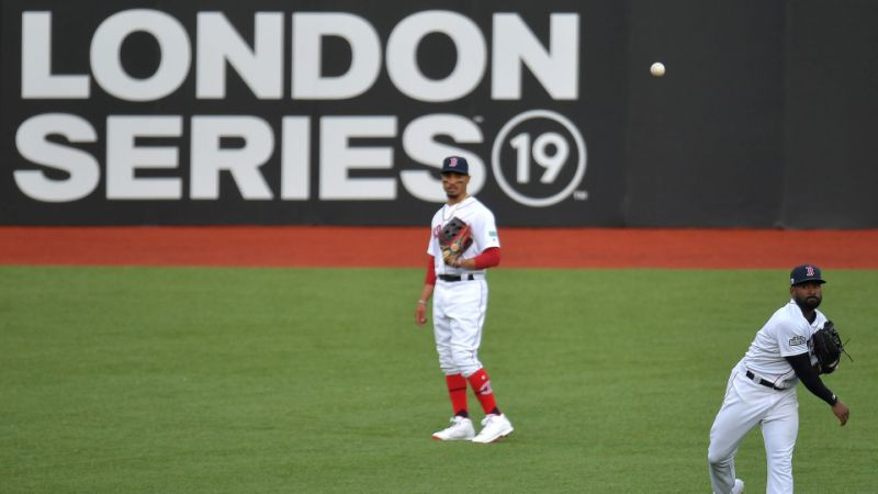 Takeaways From The Red Sox-Yankees London Series