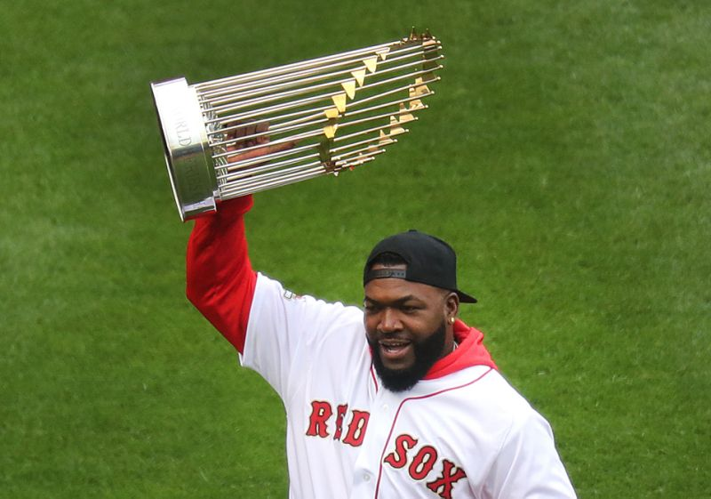 David Ortiz Is Now Out Of The Hospital And Recovering Well
