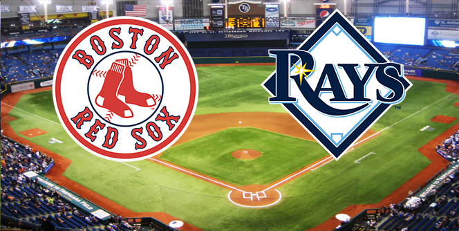 RED SOX – RAYS SERIES PREVIEW