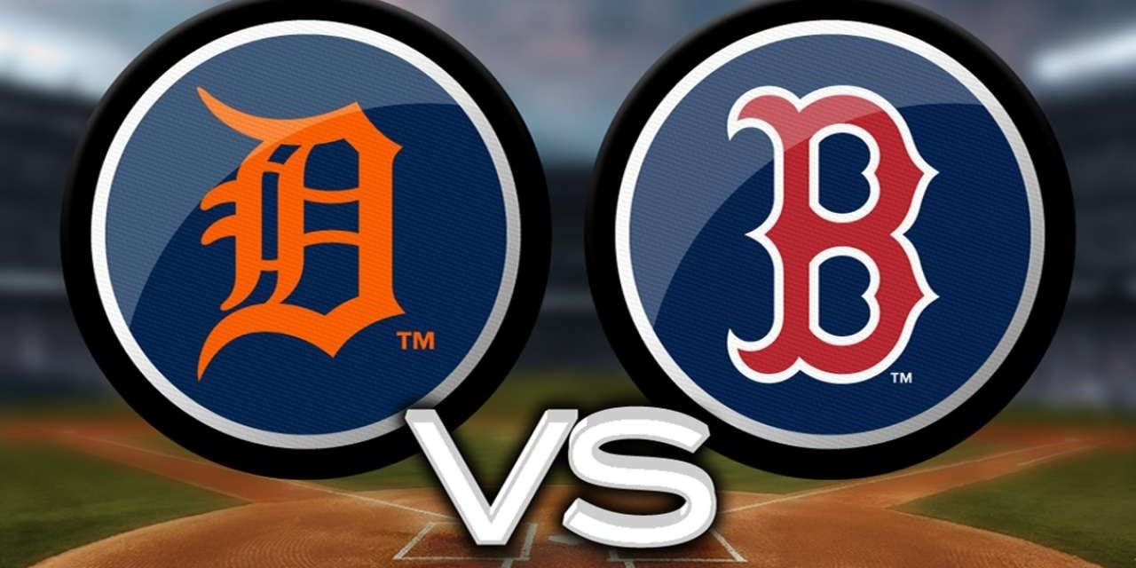 RED SOX – TIGERS SERIES PREVIEW