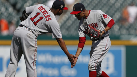 Why To Be Optimistic About The Red Sox In The Second Half