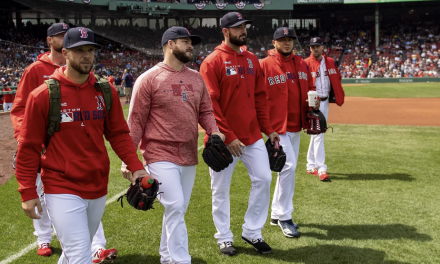 The Red Sox Should've Made a Move