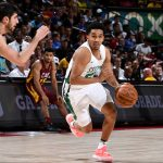 Tremont Waters: The Celtics' diamond in the rough