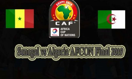 Recommended way to stream Senegal vs Algeria Live stream Reddit Afcon Final 2019
