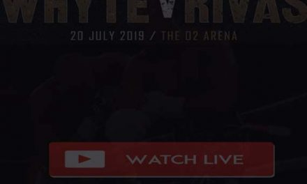 To watch Whyte vs Rivas Live Stream Reddit PPV fight Online