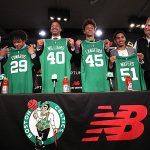Boston Celtics Sign First Round Draft Picks