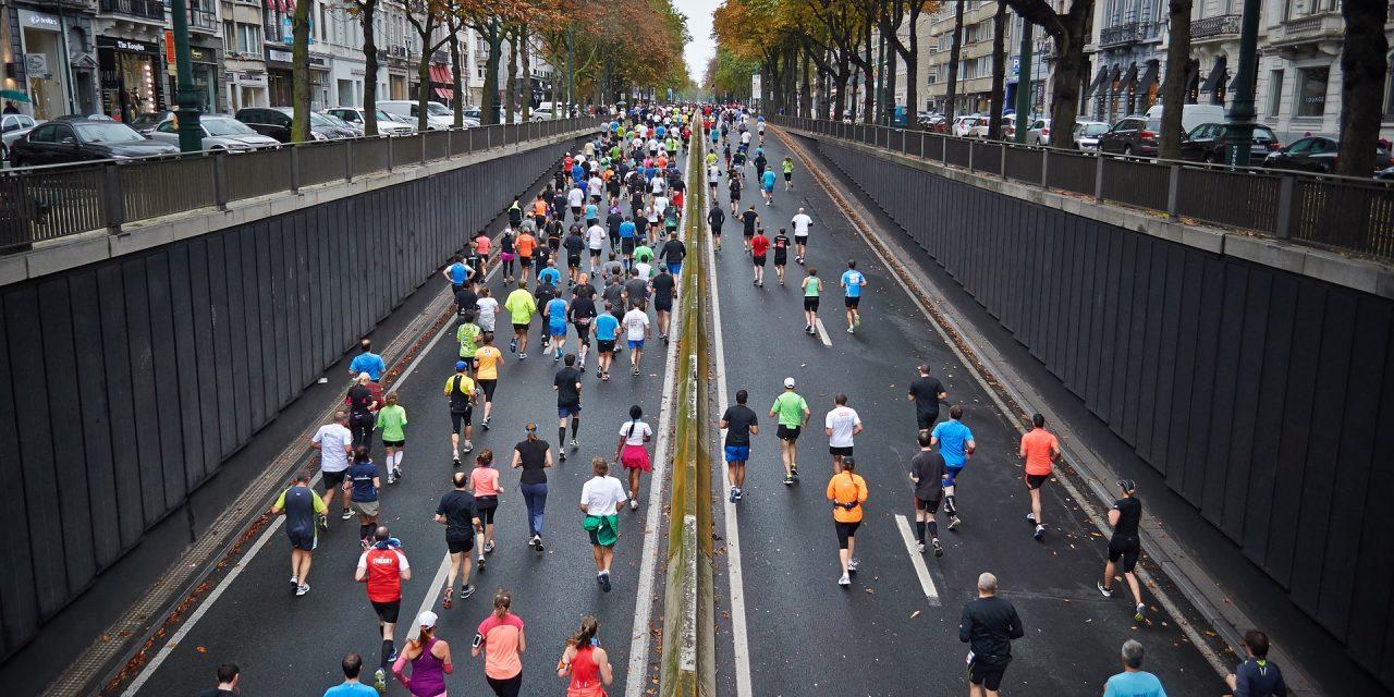Interesting stories about marathons