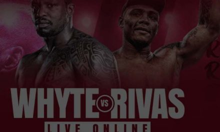 Dillian Whyte vs Oscar Rivas Live Streaming Boxing free Online