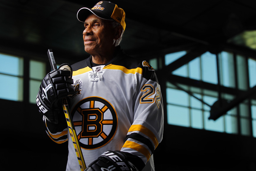 NHL Lobbies for O'Ree Congressional Gold Medal