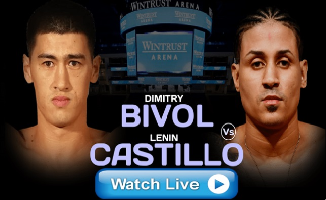 Dmitry Bivol vs Lenin Castillo Live Streams Fight Online