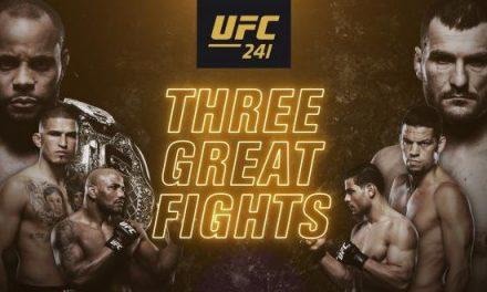 ppv UFC 241 Live stream free on ESPN Plus