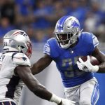 Patriots-Lions Week Headlines, Notes, and Observations