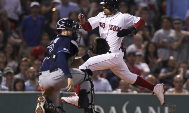 Red Sox-Rays Series Recap, Notes, and Observations