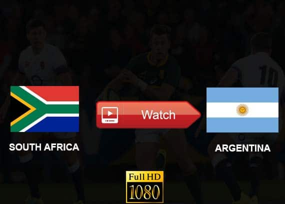 How To Watch South Africa vs Argentina Live Stream Reddit Online