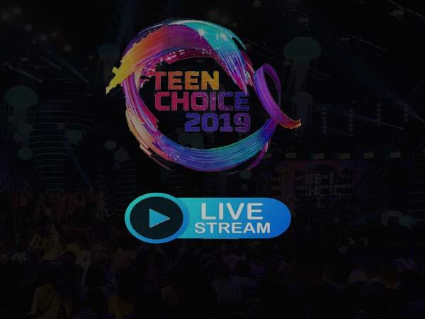 Teen Choice Awards 2019 Live