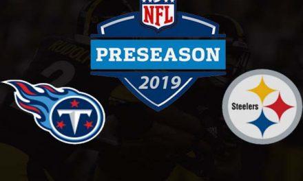Steelers vs Titans NFL Live streams