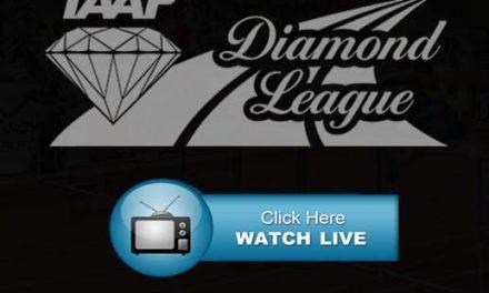 Diamond League Brussels 2019 Live Streams