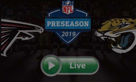 Falcons vs Jaguars NFL Live Streams
