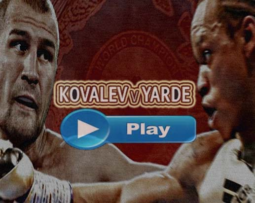 Sergey Kovalev vs Anthony Yarde fight live Reddit Boxing Streams