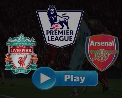 Arsenal vs Liverpool Live streaming Tv Channels