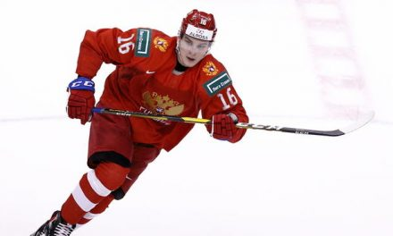 Boston Bruins newest prospect Pavel Shen: What you need to know