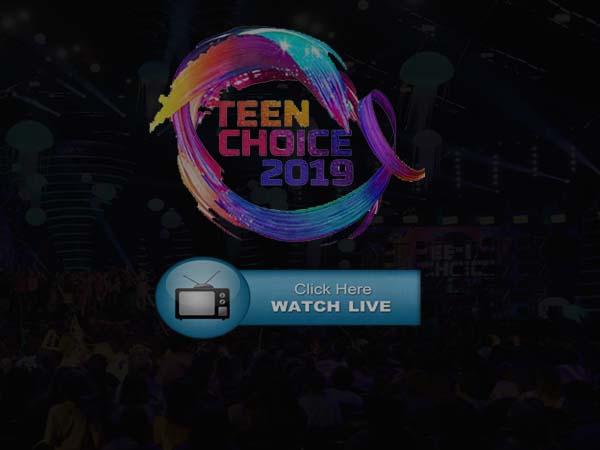 Teen Choice Awards Live stream
