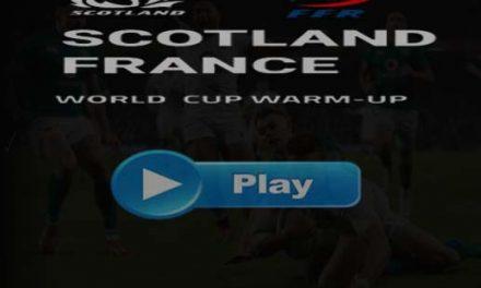 Scotland vs France Live streams