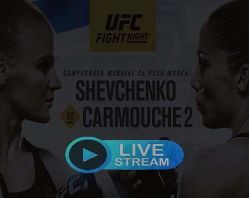 UFC Fight Night 156 Live