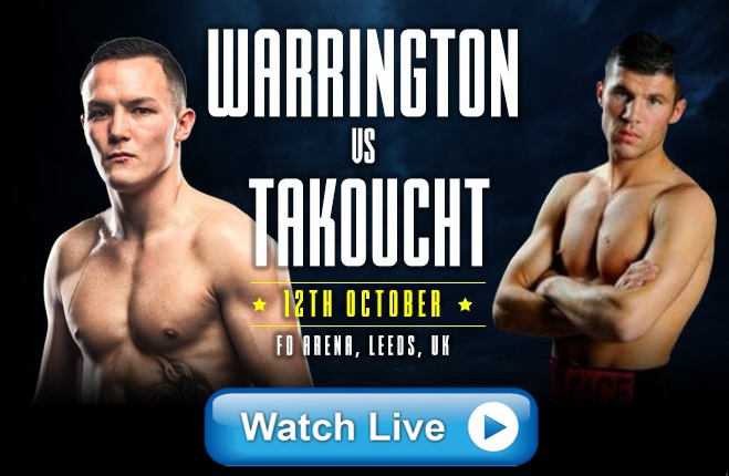 Josh Warrington cruises past Sofiane Takoucht in title defence
