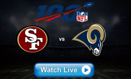 High Definition 49ers vs Rams Live Streams NFL Reddit Online