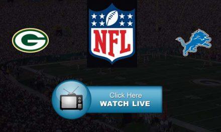 NFL Reddit Streams For Lions vs Packers Live Stream Reddit