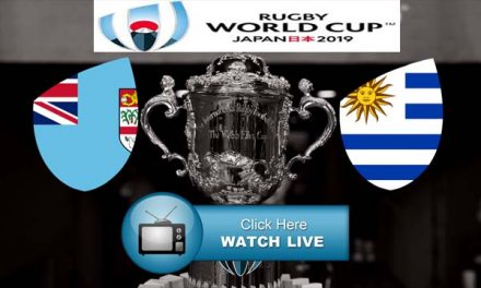 hd Fiji vs Uruguay Rugby World Cup Live Free Online HQ