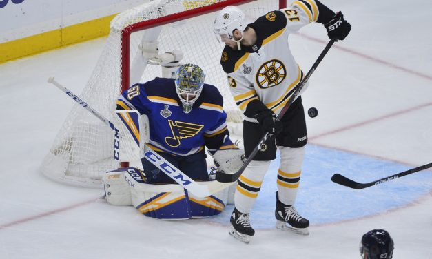 What Can Charlie Coyle Offer The Boston Bruins This Season?