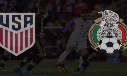 USA vs Mexico Live Streams