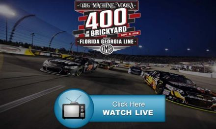 Brickyard 400 Live Streams Reddit lineup Online