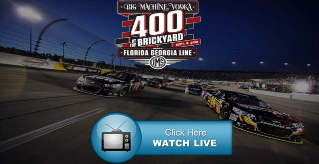 Brickyard 400 Live Streams Reddit lineup Online