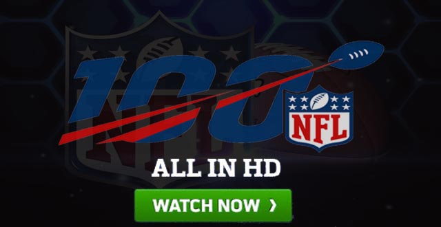 NFL Streams Week 2