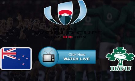 All Blacks vs Ireland Live Streams 2019 Rugby World Cup quarter-finals