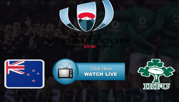 All Blacks vs Ireland Live Streams 2019 Rugby World Cup quarter-finals
